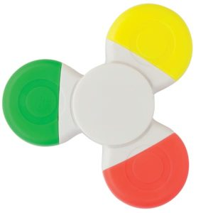 H-Spinner Highlighter-PP-WE27-white