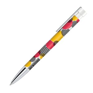 senator Liberty Plastic Ballpen With Metal Clip, Metallised Tip and Xtreme Branding