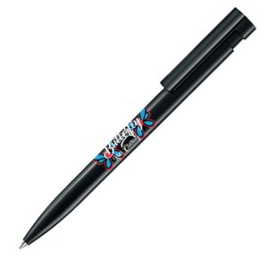 senator Liberty Polished Plastic Ballpen
