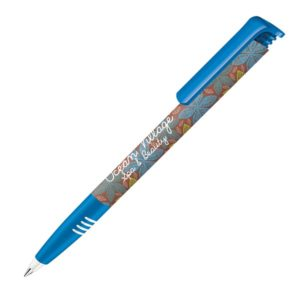 senator Super Hit Polished Ballpen With Soft Grip & Xtreme Branding